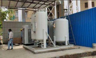 Nagaland sets up oxygen generation plants