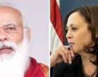 US sending Covid vaccines to India, Harris tells Modi