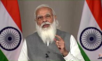 Modi congratulates Deuba on winning confidence vote