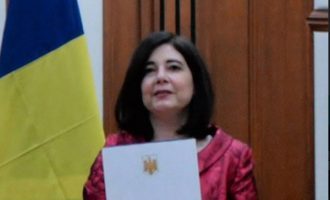 ENVOYS OF THAILAND, ROMANIA, KAZAKHSTAN AND TURKEY PRESENT CREDENTIALS TO PRESIDENT OF INDIA