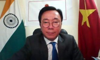 Vietnam India to work together in Indo-Pacific : Vietnam Envoy
