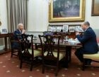 Biden, Israeli PM discuss Iranian nuclear issue, security ties