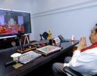 Special prayers in India on 1st Anniversary of swearing in of Sri Lanka PM Mahinda Rajapaksa