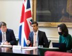 UK ANNOUNCES $1.2 BILLION FOR GREEN PROJECTS IN INDIA