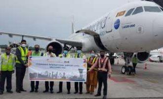 Sri Lankan Airlines resume Hyderabad-Colombo flight