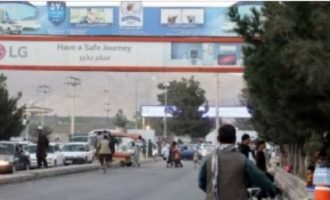 1st flight after US evacuation lands in Kabul with food supplies