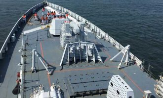 INDIAN NAVY AND INDONESIAN NAVY PARTICIPATE IN EXERCISE 'SAMUDRA SHAKTI'