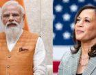 By protocol, Kamala Harris will be Modi's host in Washington