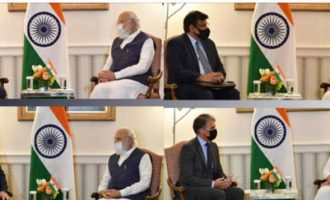PM meets American CEOs, extends invitation for larger investment in new tech