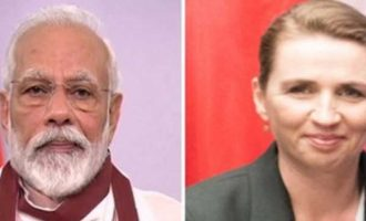 Prime Minister of Denmark to visit India from Oct 9-11