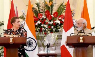English translation of Prime Minister Modi's Address at the Joint Press Meet with Prime Minister of Denmark Mette Frederiksen