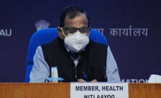 Worst is not yet over, 100 cr vaccinations is a safety net: VK Paul