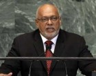 Guyana president arrives Wednesday on six-day visit