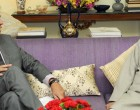 Ambassador of Chile to India, Andres Barbe calls on the Vice President Mohd. Hamid Ansari