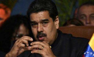 Venezuela President Maduro to seek re-election in 2018