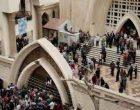 Six killed in shooting near Egypt church