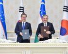 Cooperation between the Republic of Uzbekistan and the Republic of Korea raises to special strategic partnership level