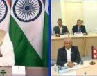Modi, Oli jointly inaugurate petroleum products pipeline