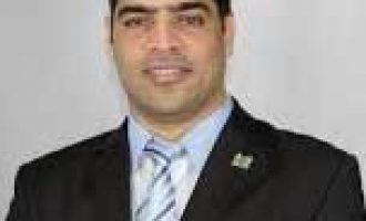 Indian-origin leader elected Suriname President