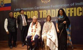 Ecuador trade office opened in Bengaluru to spur business ties
