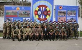 India, Kyrgyzstan special forces start 2-week counter-terror drills