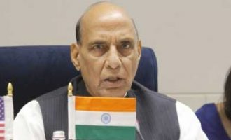 Rajnath invites Swedish firms to invest in defence sector