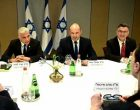 Naftali Bennett sworn in as Israel's new PM, ends Netanyahu's 12 yr rule