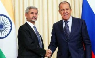 India, Russia to work together for Afghanistan's peace