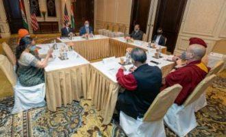 Blinken addresses civil society leaders in India visit